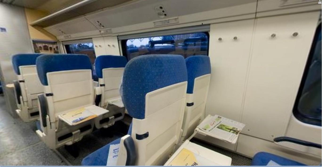 Trains Of Iranian Railways